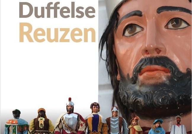 Boekje vertelt over Duffelse reuzen