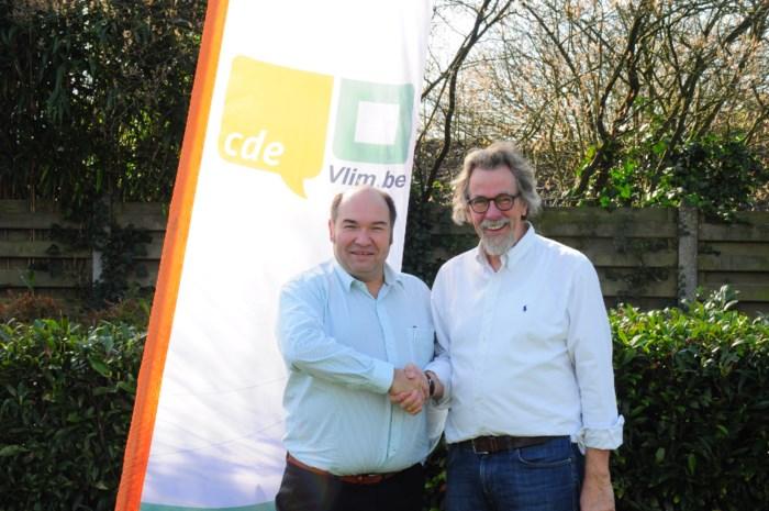 Bart Craane (42) is lijsttrekker CDE-Vlim.be