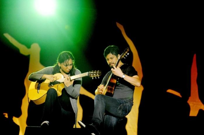 Rodrigo y Gabriela spelen in Rivierenhof