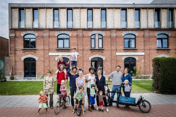 Stad trekt 1,5 miljoen euro uit voor alternatief wonen