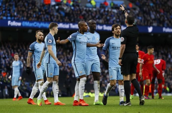 Manchester City moet boete betalen wegens wangedrag spelers