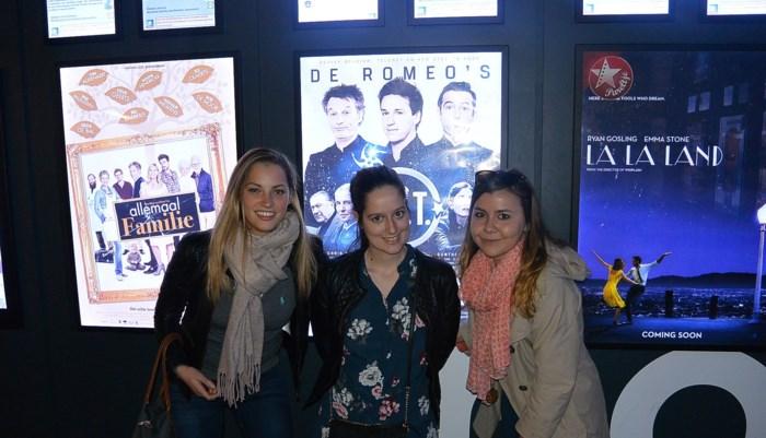 GvA-lezeressen meten 'De Romeo'-koorts in Kinepolis Antwerpen