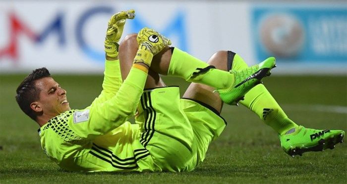 KV Mechelen-doelman Moris opnieuw geveld door zware knieblessure