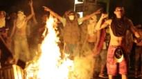 Demonstranten stichten brand in Paraguayaans parlement na controversiële stemming