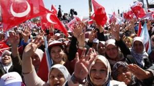 Explosieve stijging van Turkse asielaanvragen in België