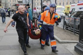 Metrostation Sint-Petersburg opnieuw dicht na bommelding
