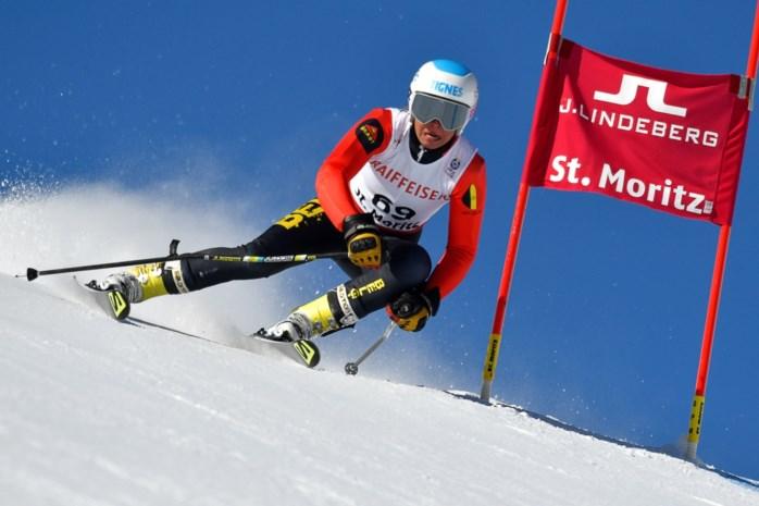 Kim Vanreusel skiet naar dertiende plaats op reuzenslalom op Open Franse skikampioenschappen