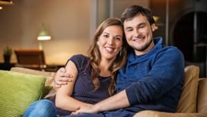 Nicolas en Evelien uit 'Blind Getrouwd' denken aan volgende stap