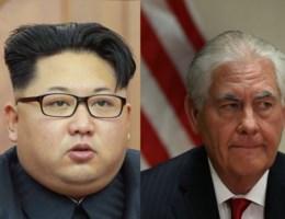 Verenigde Staten ook bereid alleen op te treden tegen Noord-Korea