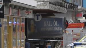 Zweedse politie voert nieuwe raid uit na aanslag in Stockholm