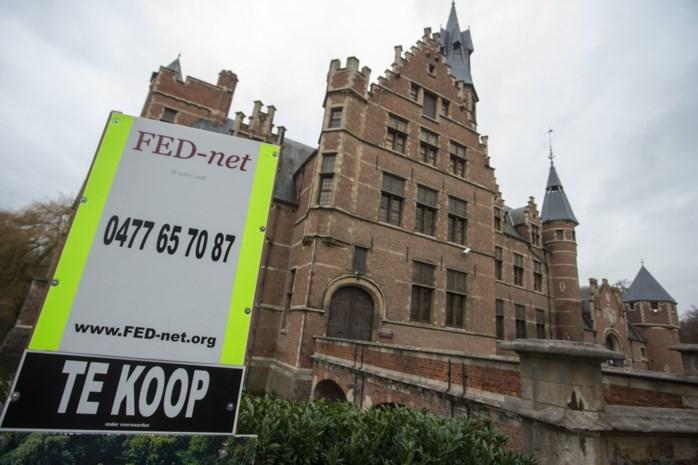 Impuls voor verkoop kasteel Sterckshof: tot 2 miljoen euro subsidie