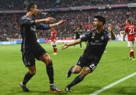 Honderdste van Ronaldo brengt Real dicht bij halve finale Champions League