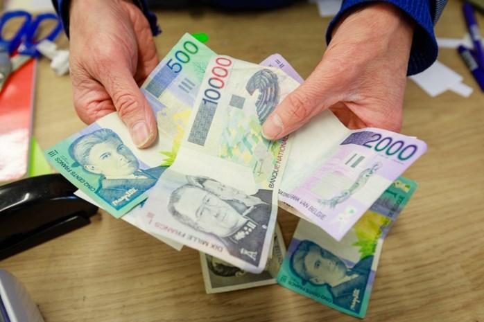 Nog 337 miljoen frank vermist: Dit zijn oude biljetten vandaag waard