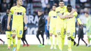 Gent komt op tweede plaats na winst in Charleroi