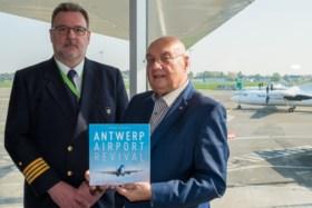"""""""Alle comfort"""" in nieuwe vertrekhal Antwerp Airport"""