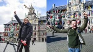 'De Race' Wat is het snelst? Te voet of met de boot naar Antwerpen?