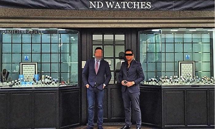 Gerecht ziet beroemde horlogehandelaar als witwasser van bende van 'Frank De Tank'