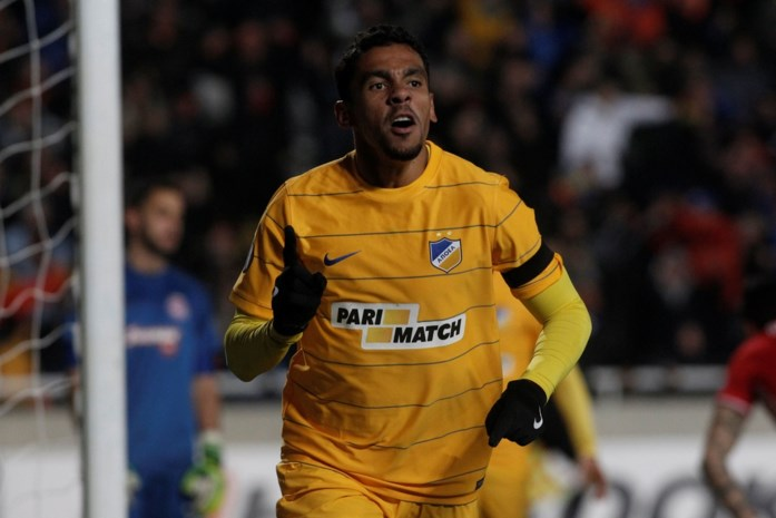 De Camargo en Pardo met één been in Cypriotische bekerfinale