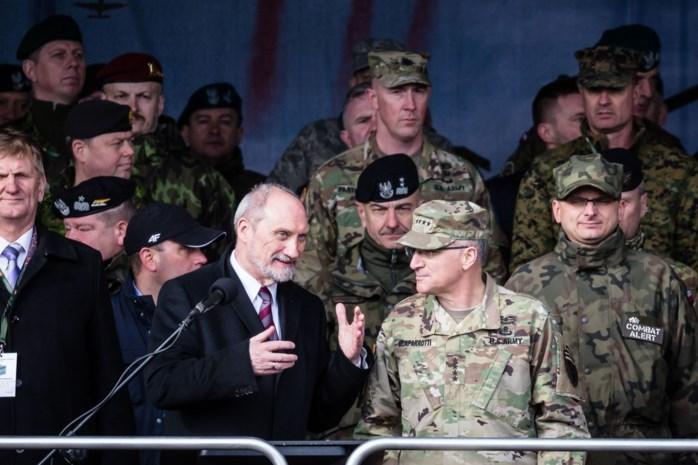 Polen wil middelbare scholieren militair opleiden