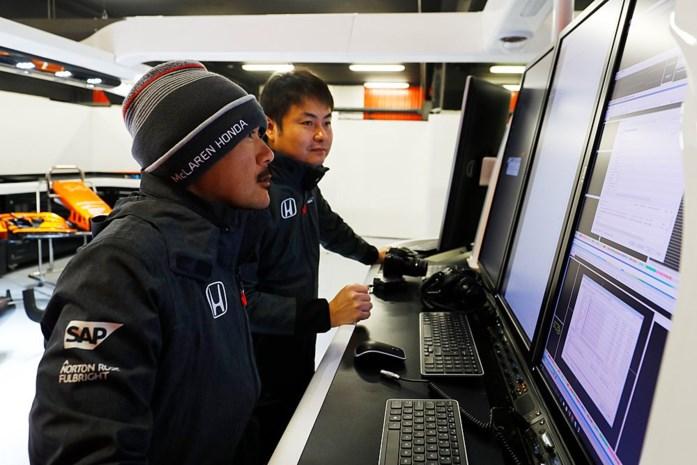 Goed nieuws voor Vandoorne: motorproblemen bij Honda lijken ver opgelost