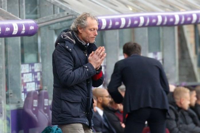 """Preud'homme voert vijf wissels door bij Club Brugge: """"Ik heb veel gesproken met de spelers"""""""