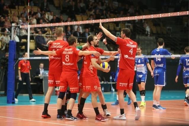 Play-off-finale volleybal wordt dan toch op een vroegere datum gespeeld