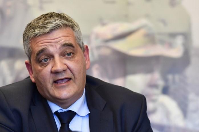 """Vandeput: """"Belgische militairen zitten aan het front in het noorden van Irak"""""""