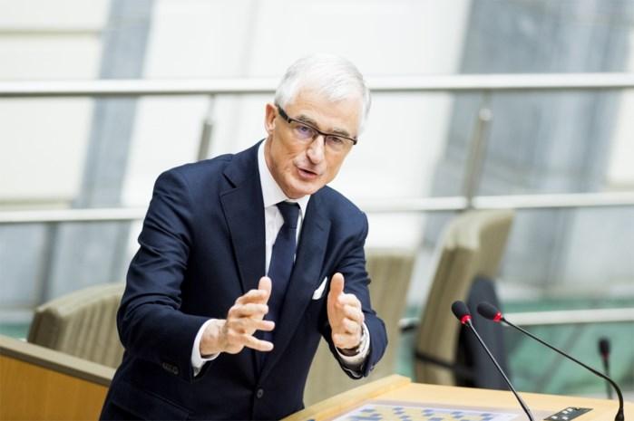 """Bourgeois: """"We weigeren de belastingen te verhogen om Oosterweel te kunnen betalen"""""""