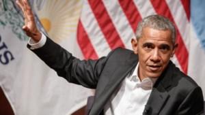 Dit gigantische bedrag verdient Obama met mediaoptreden