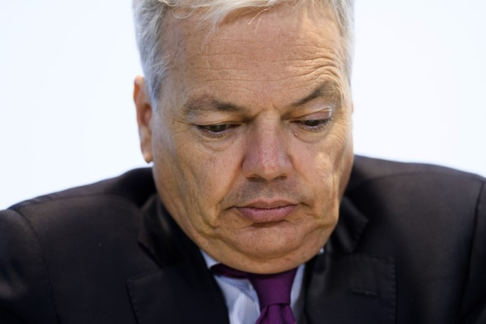 """""""Reynders had bijna hele werkdag tijd om over stem voor Saudi-Arabië te beslissen"""""""