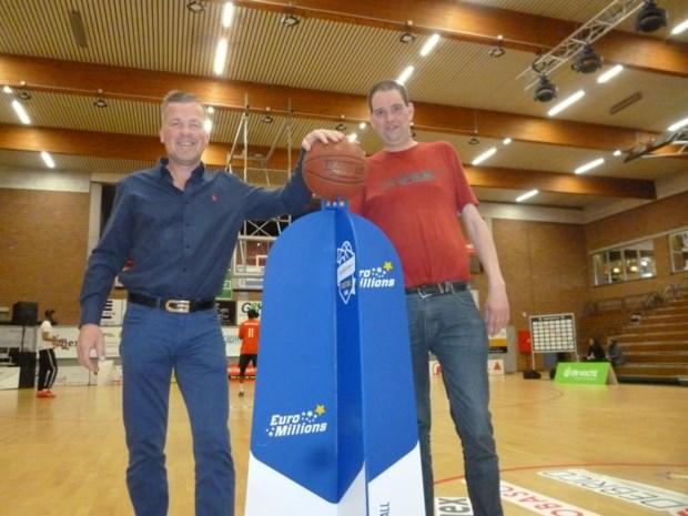 De 'Goeroes' gaan (ook) op verplaatsing Kangoeroes basket Willebroek stevig aanmoedigen