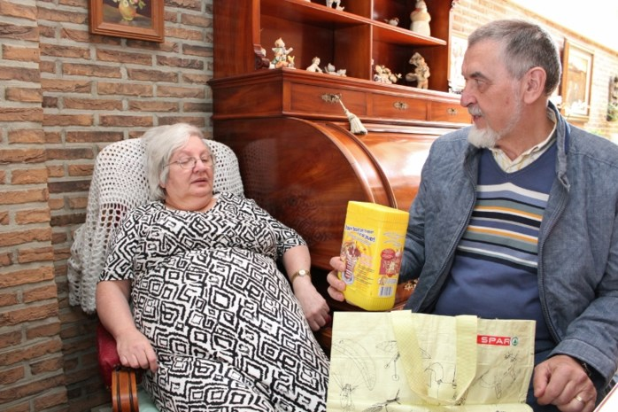 Jan helpt Elianthe al 25 jaar