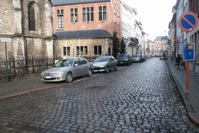 Proefopstelling Sint-Gummarusstraat start vandaag