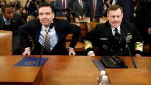Plots ontslag van FBI-directeur wakkert vermoedens aan dat Trump Rusland-onderzoek in doofpot wil steken