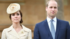 Prins William en Kate bezoeken kleinste stad van België