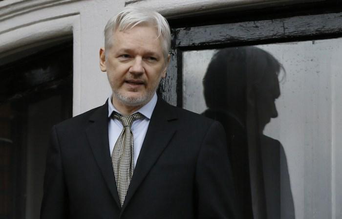 Zweeds onderzoek naar Assange stopgezet