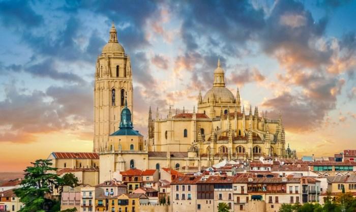 Castilla y León: Toscane zonder cipressen