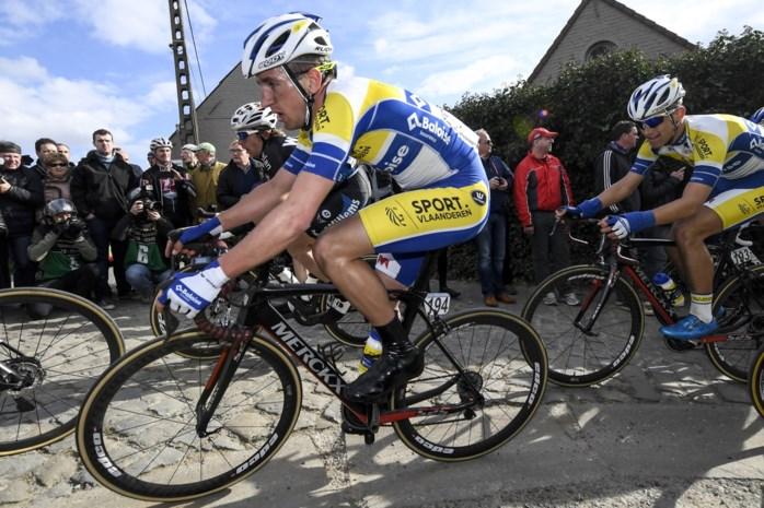Edward Planckaert geopereerd aan sleutelbeen na val in Baloise Belgium Tour