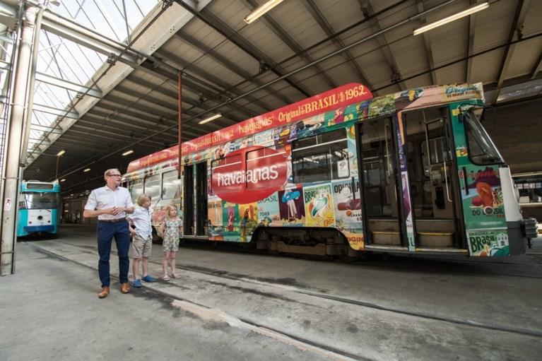 Antieke Antwerpse Trams Te Koop Startprijs Is Amper 250 Eur