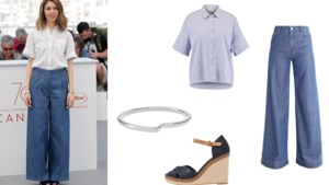 GET THE LOOK. Zomers in jeans zoals Sofia Coppola