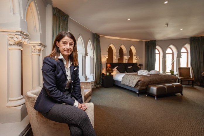 Mechelse (45) leidt luxueus kerkhotel