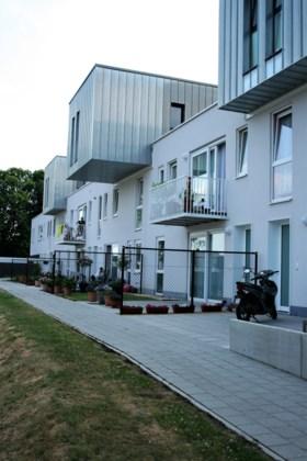 Renovatie van wooncomplexen afgerond