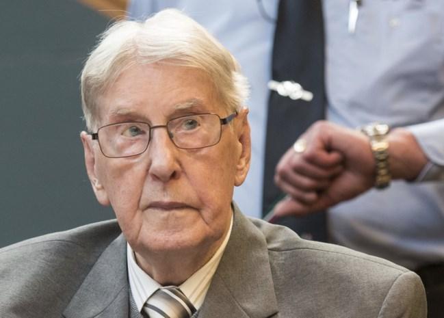 Pas veroordeelde Auschwitz-bewaker overleden