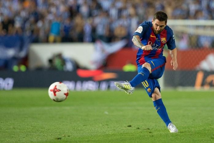 Lionel Messi wil attractiepark in China openen