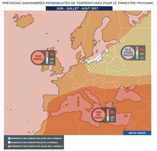 """Ook in België krijgen we geweldig weer: """"Warme en droge zomer in het verschiet"""""""