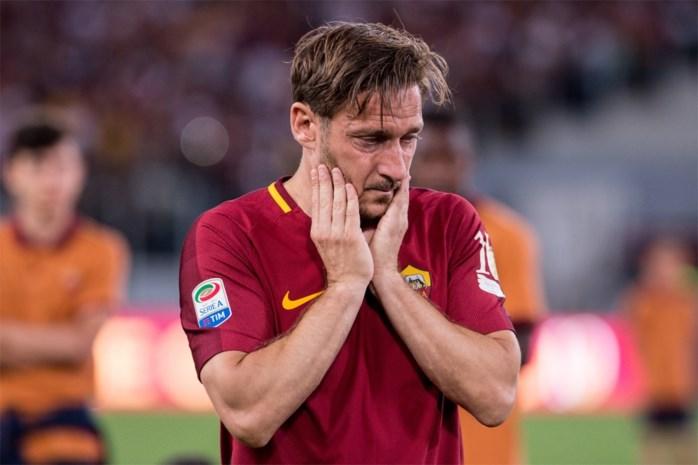 Hoogste UEFA-onderscheiding voor Totti