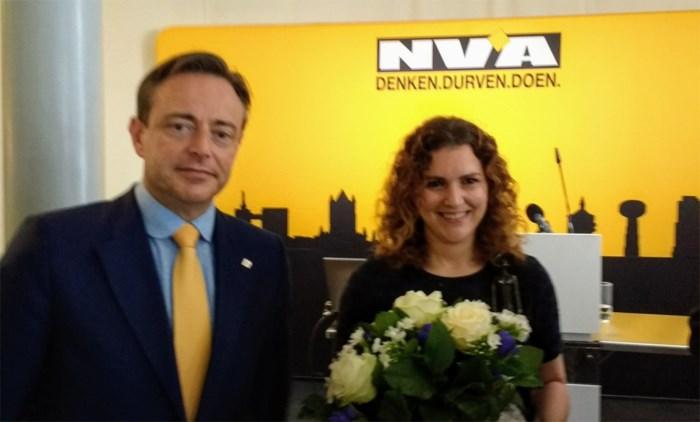 N-VA eert hulpverleenster 22 maart met VLaM-trofee
