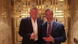 FBI wil Nigel Farage spreken over banden met verkiezingscampagne van Trump