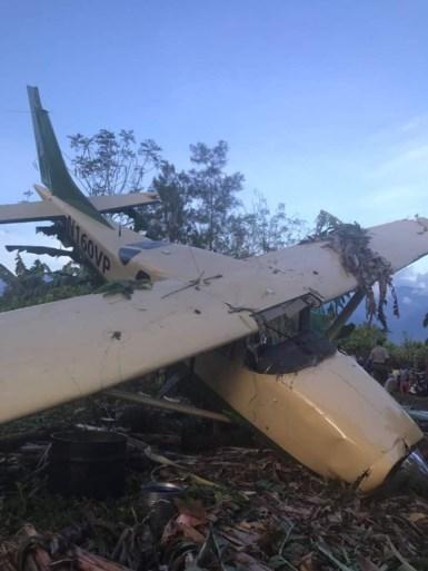 Gecrashte piloot 'Flying Doctors' zoekt 125.000 euro voor nieuw vliegtuig