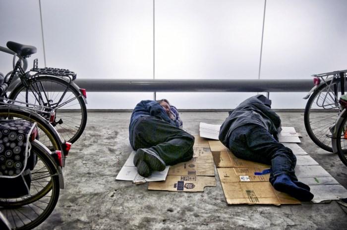 Nederlandse daklozenstichting weet niets van samenwerking met G4S Care